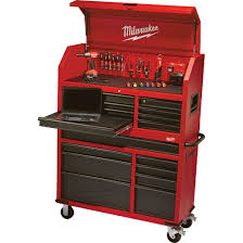 tool chest and cabinet set 46 rolling steel storage chest and cabinet milwaukee tool must