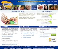 how to apply for food stamps in south carolina online food