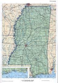 Mississippi State Map Mississippi Mapfree Maps Of Us