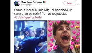 Miguel Memes - luis miguel en netflix los divertidos memes que dejó el estreno de
