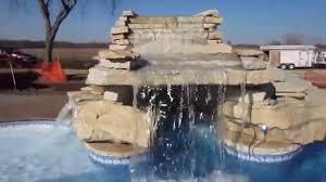 dream pool by neptune pools joliet il youtube