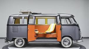 volkswagen camper van 1967 volkswagen camper transformed into u0027back to the future u0027 time