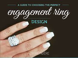 design of wedding ring is the engagement ring design for me