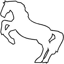 les 20 meilleures idées de la catégorie coloriage cheval sur