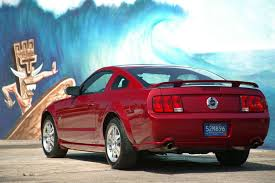 pics of ford mustang gt 2006 ford mustang overview cars com