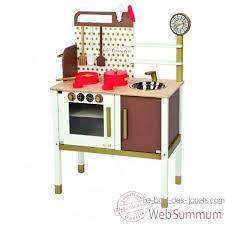janod cuisine en bois maxi cuisine chic janod j06520 dans jouets en bois janod sur le