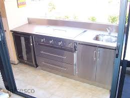 Outdoor Kitchen Sink And Cabinet Imposing Kitchen Home Design - Kitchen sink melbourne