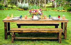 bench rentals farm table with benches bench rentals 1 farmhouse and chairs