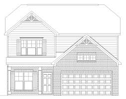 Fort Wainwright Housing Floor Plans by Cascade Parc Baker Homesite 457 3 Bedrooms Priced At