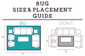 Rug Sizes For Living Room Rug Size And Placement Guide Front Door Blog