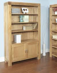 Wall Bookcase With Doors Bookcases Oak Open Back Bookcase Black Bookcase And