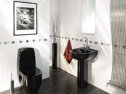bathroom 12 black and white bathroom ideas rectangle shape white
