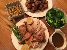 gordon ramsay thanksgiving recipes gordon ramsay u0027s roast chicken with chickpea stuffing walnut kitchen