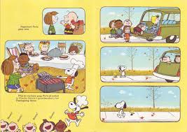 peanuts thanksgiving dinner lair of the dork horde happy thanksgiving from me u0026 the peanuts gang