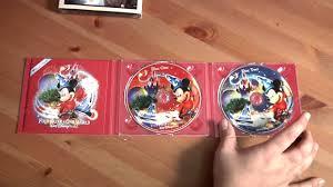 bonus video disney world cd and dvd unboxing youtube