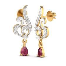 online get cheap amethyst butterfly buy gemstone earrings ruby emerald amethyst sapphire earrings