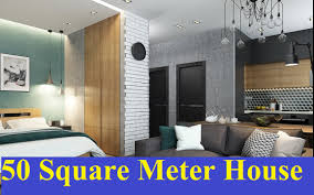 8 Square Meters by 50 Small Home Designs Under 50 Square Meters Youtube