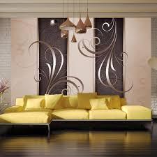 wandbilder 3 teilig fototapete ornamente abstrakt vlies tapete wandbilder 3 farben a a