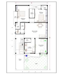 interior layout for south facing plot 30 feet by 60 feet 30x60 house plan decorch