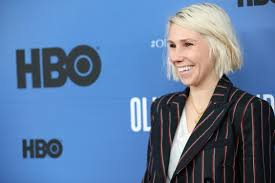 gray hair popular now zosia mamet has gray hair now making her the latest and possibly