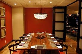 our private dining room great for parties up to 12 people