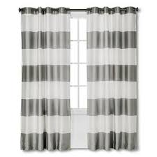 Black And White Curtain Designs Threshold Home Decor Target