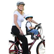 siege auto a l avant comment transporter ses enfants facilement à vélo velo cyclisme