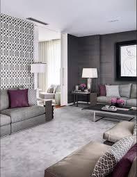 purple livingroom gray and purple living room living room