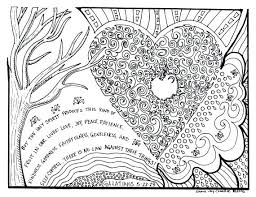 coloring pages on kindness fruit of the spirit coloring book as well as kindness coloring page