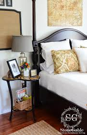 Guest Bedroom Bedding - 10 essentials of a cozy guest room stonegable