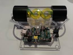 Water Cooled Raspberry Pi Too Many Hobbies By James Finniss