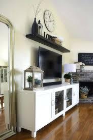 shelves wall shelf over tv shelf furniture tv shelf cable box