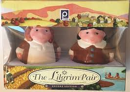 amazon com publix the lilgrim pair pilgrim salt and pepper