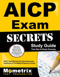 aicp exam secrets study guide aicp test review for the american