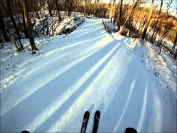 Wisconsin mountains images Skiing cascade mountain in portage wi 1 2 11 jpg