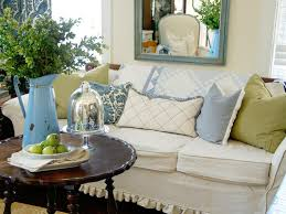 give your living room timeless character with thrifty finds hgtv