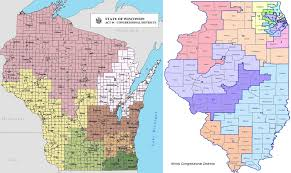 Wisconsin Election Map by Common Cause Wisconsin Redistricting Reform Proponents Continue