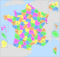 Map Of France With Cities by Where Are The Best Places To Live In France Degtev