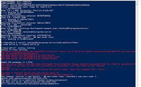 Robocopy Flags Meteor 1 6 Build Fails On Windows Issue 9290 Meteor Meteor