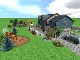 Landscaping Ideas For Large Backyards 183 Best Backyard Images On Pinterest Backyard Ideas Concrete