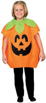 pumpkin costume halloween kids pumpkin costume