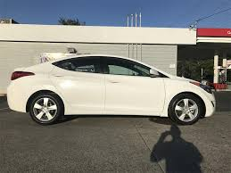 2013 hyundai elantra gls sedan for sale in ferndale wa 8 500
