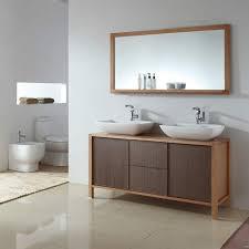 bedroom elegant mirrored bathroom vanity modern wall mirror