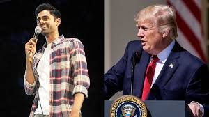 hasan minhaj u0027s best material proves he u0027s ready to take on donald