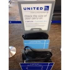 united baggage requirements free baggage united united offers an annual baggage that allows