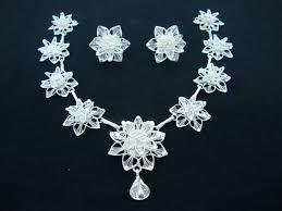 silver jewellery necklace sets images Tarakashi necklace set eye catching jewelry lt 3 pinterest jpg