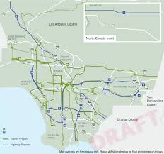 Subway Map Los Angeles by Exploring Measure R2 The Next 50 Years Of Los Angeles County