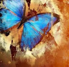 painting with butterfly stock photo 2120685 123rf com