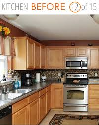 what color to paint kitchen cabinets in small space 15 inspiring before after kitchen remodel ideas must see