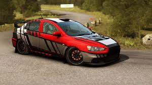 mitsubishi evo modded impossible to mod dirt 4 page 2 racedepartment